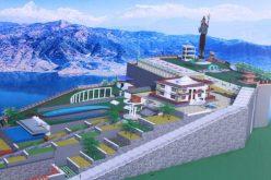 पोखराको पुम्दीकोटमा १०८ फिट अग्लो शिवको मुर्ति बनाइने