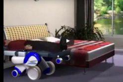 अपांग मान्छेको लागि सहयोग गर्ने रोबोट