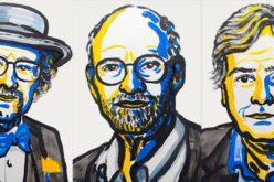 सन् २०१७ को चिकित्साशास्त्रतर्फको नोबेल पुरस्कार तीन अमेरिकीलाई