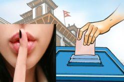 दोस्रो चरण निर्वाचनको मौन अवधि शुरु