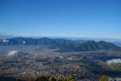 नागी गुम्बावाट काठमाडौँ हेर्दा