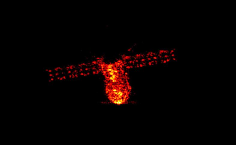 China's space lab Tiangong-1 dropped