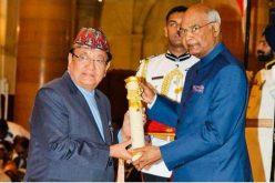 डा. सन्दुक रुइतले पाए भारतीय राष्ट्रपतिबाट पदमश्री पुरस्कार