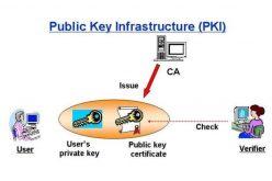 सार्वजनिक साँचो (Public Key Infrastructure-PKI) भनेको के हो ?