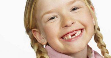 बच्चाको दाँत